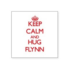 Keep calm and Hug Flynn Sticker