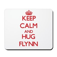 Keep calm and Hug Flynn Mousepad