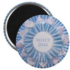 Select Dog Magnet