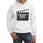 Take Action Against Cancer Hooded Sweatshirt