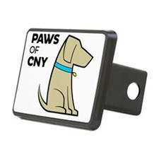 PAWS of CNY Hitch Cover