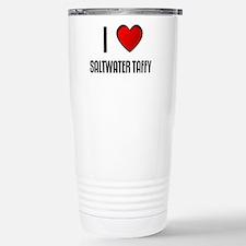 I LOVE SALTWATER TAFFY Mugs