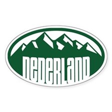 Nederland Mountains Decal
