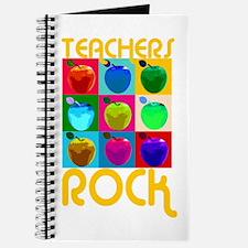 Teachers Rock Journal