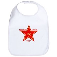 Red Army 2 Bib