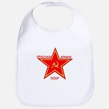 Red Army 2 Bib