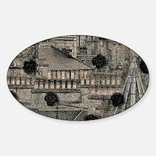 Scratchy Sticker (Oval)