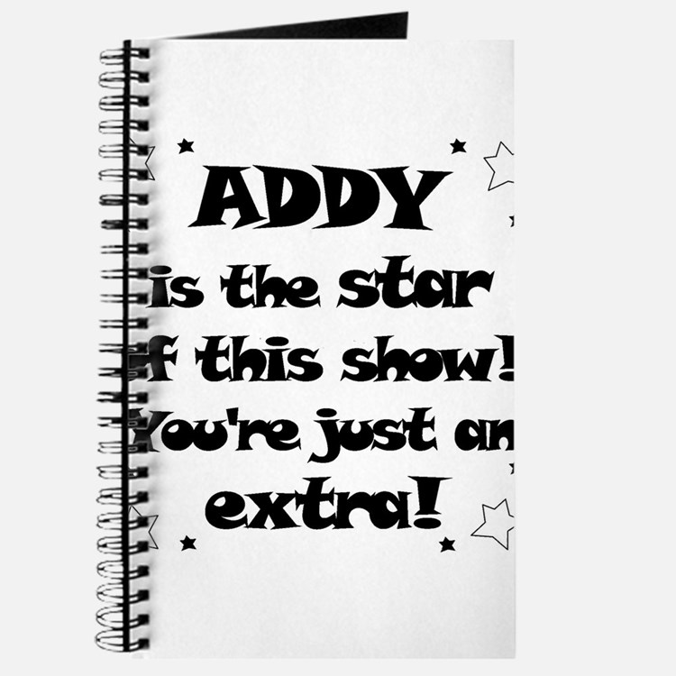 Addy is the Star Journal