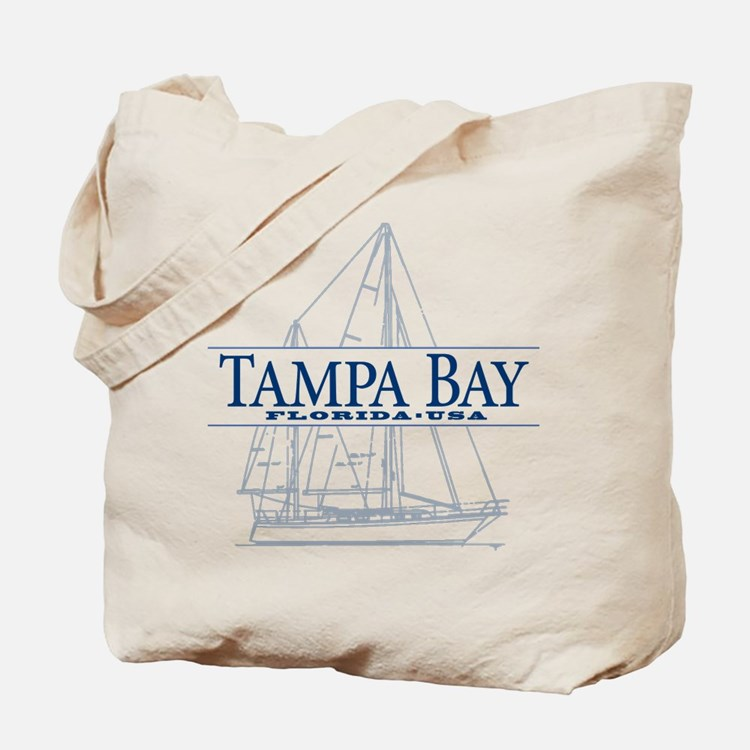 Tampa Bay - Tote Bag