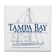 Tampa Bay - Tile Coaster