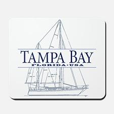 Tampa Bay - Mousepad