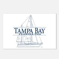 Tampa Bay - Postcards (Package of 8)