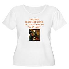 noodles Plus Size T-Shirt