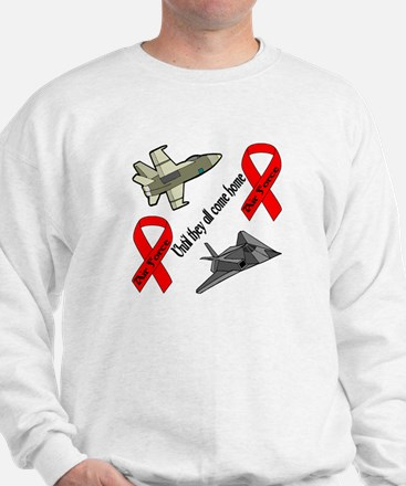 Air Force Red Friday Sweatshirt