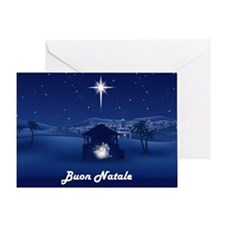 Funny Buon natale Greeting Card