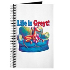 Life is Greyt! Journal