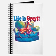 Life is Greyt! Journal