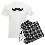 Mustache Pajamas