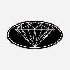 Diamond black Patches