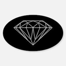 Diamond black Decal