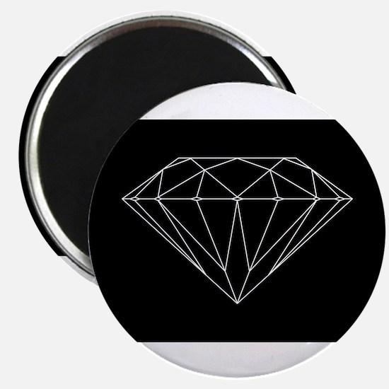 Diamond black Magnets