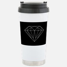 Diamond black Travel Mug