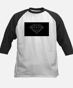 Diamond black Baseball Jersey