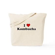 I Heart Kombucha Tote Bag