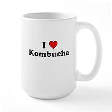 I Heart Kombucha Mugs