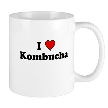 I Heart Kombucha Mugs