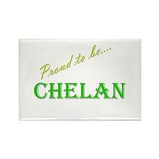 Chelan Rectangle Magnet