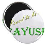 Cayuse Magnet