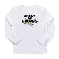 Agent of Chaos Long Sleeve T-Shirt