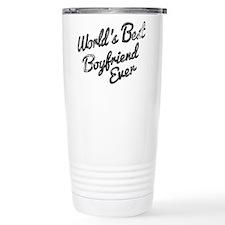 Worlds best boyfriend Travel Mug