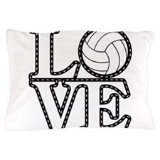 Love Vollebyabll Pillow Case