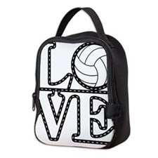 Love Vollebyabll Neoprene Lunch Bag