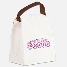 Future Mrs. Finnick Odair Canvas Lunch Bag