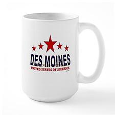 Des Moines U.S.A. Mug