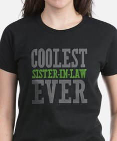 Coolest Sister-In-Law Ever Tee