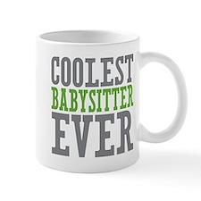 Coolest Babysitter Ever Mug