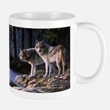 Unique Animal wolf Mug