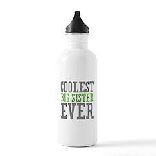 Coolest Big Sister Ever Water Bottle