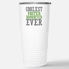 Coolest Foster Daughter Travel Mug