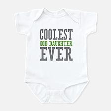 Coolest God Daughter Ever Infant Bodysuit