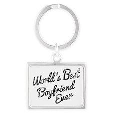 Worlds best boyfriend Keychains
