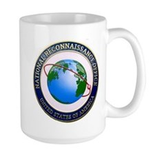 NRO Logo Mug