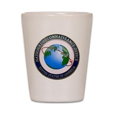 NRO Logo Shot Glass