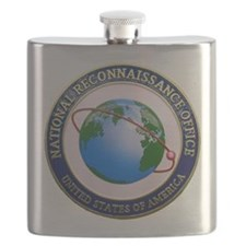 NRO Logo Flask