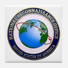 NRO Logo Tile Coaster