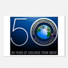 NRO at 50!! Postcards (Package of 8)